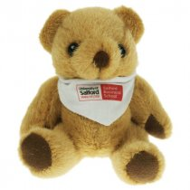12.5cm honey bear