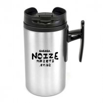 250ml mini mug with stainless steel outer