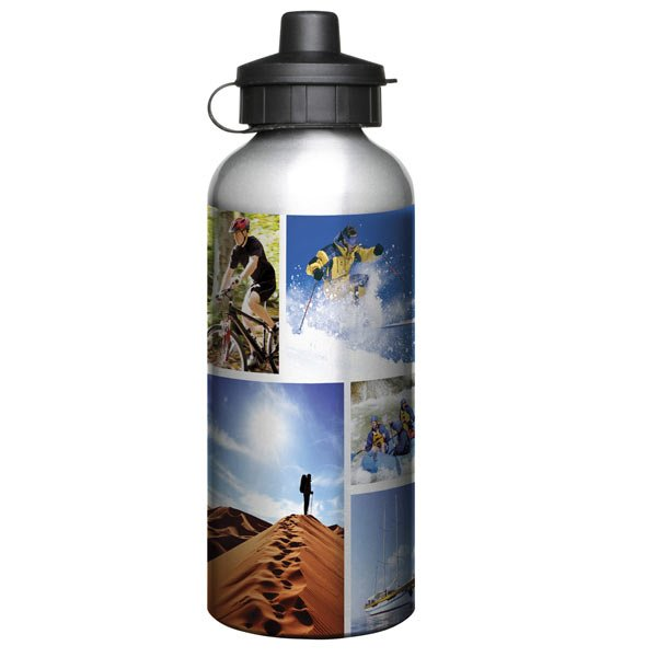 400ml aluminium drinks bottle