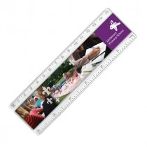 6inch / 150mm paper insert ruler