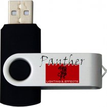 8GB Express Twister 2.0 USB flash drive