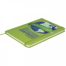 A5 Arundel soft feel notebook