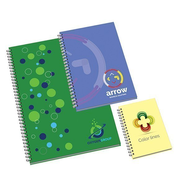 A6 hardcover notepad