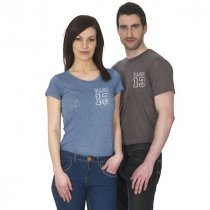 Bella Burnout Crew Neck T-Shirt