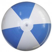 Bi-coloured beach ball