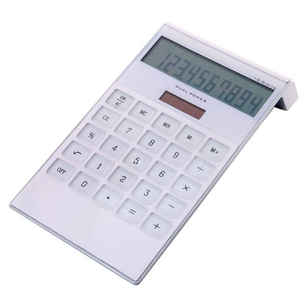 Bianco desk calculator