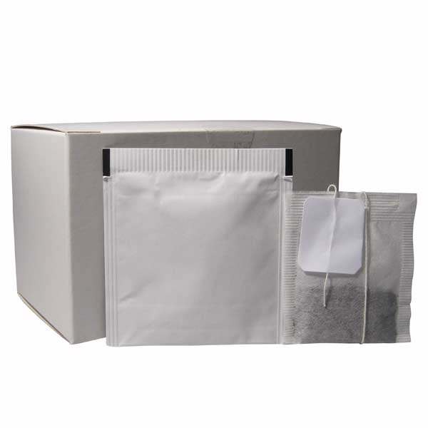 Box of tea bags