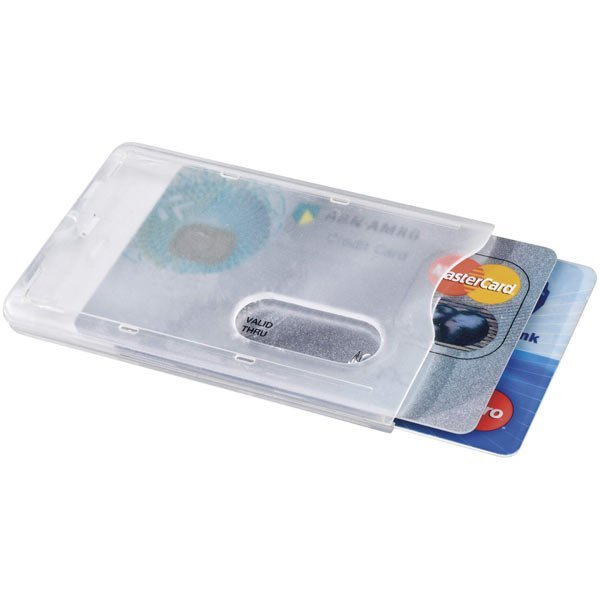 Budget acrylic card holder