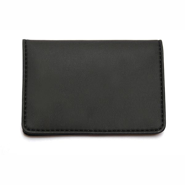 Burlington soft feel PU travel card case