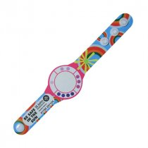 Children's UV indicator wristband