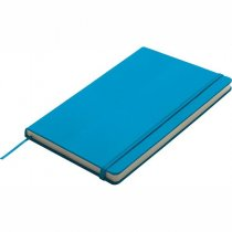 Colours A5 soft touch notebook