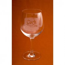 Connoisseur Spanish gin glass