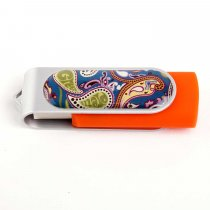 Decal Twister flash drive