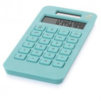 Eco pocket calculator