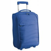 Foldable trolley bag in 300D polyester