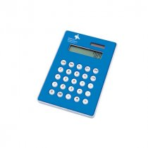 Full colour desk calculator