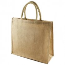 Green & Innocent Tembo natural jute bag