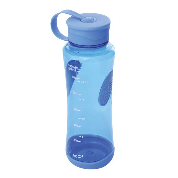 Gripper sports bottle