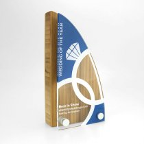 Bamboo block award