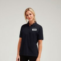 UCC 50/50 Ladies 220gsm Pique Polo