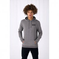 B&C Mens #Hooded Sweat