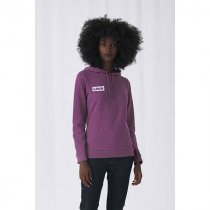 B&C Womens #Hooded Sweat