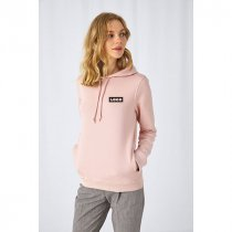 B&C Womens Organic Hooded Sweat