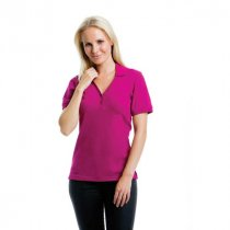 Kustom Kit Ladies Sophia Comfortec® V-Neck Polo Shirt