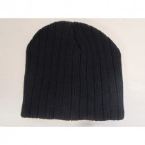 Leyton cable beanie hat