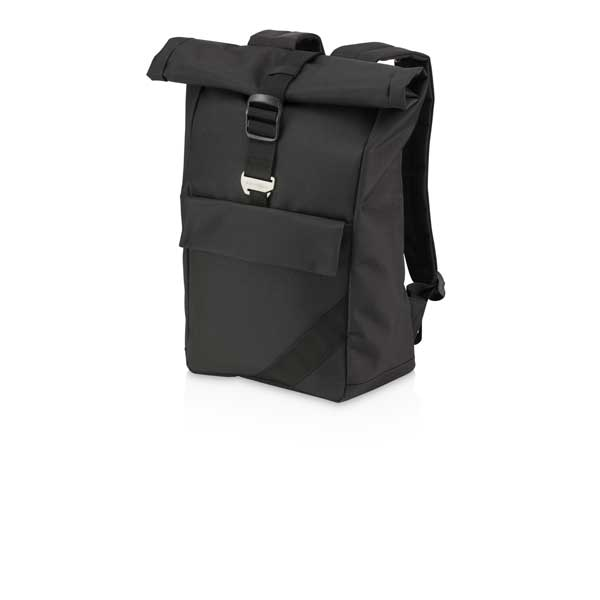 Marksman® roll-top Laptop backpack