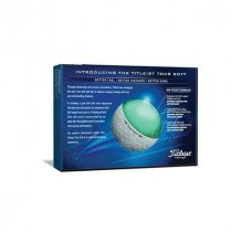New Titleist Tour Soft golf ball