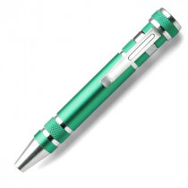 Pen shaped screwdriver set