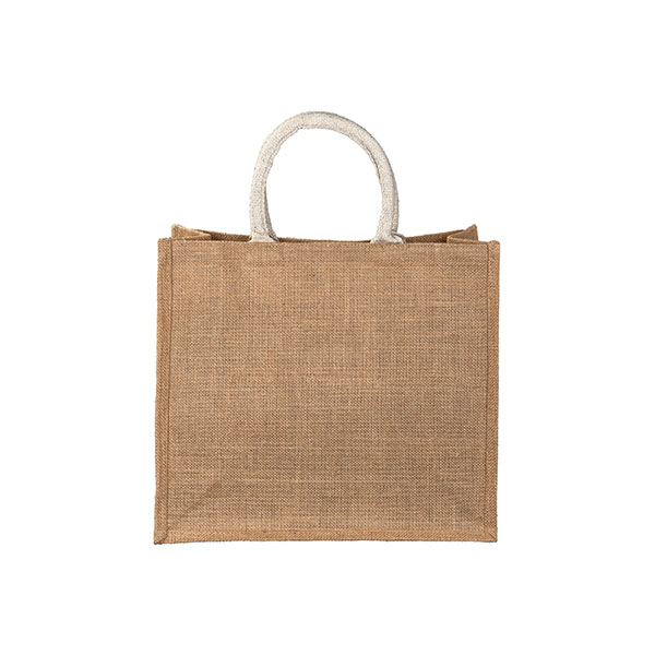 Medium jute shopper