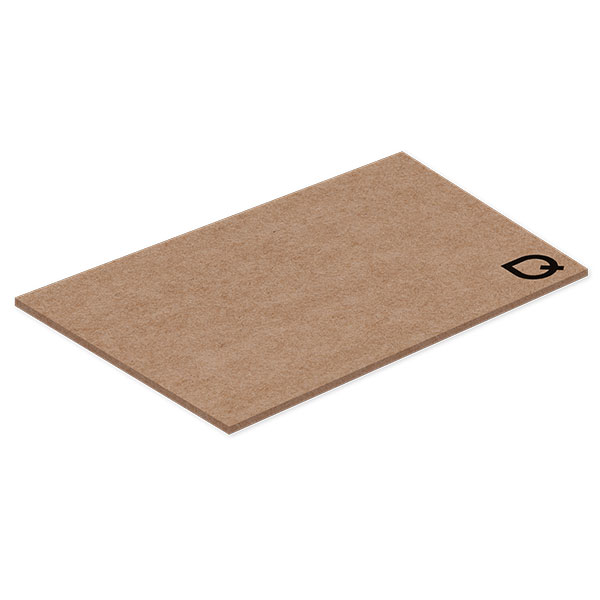NoteStix 90gsm kraft recycled paper adhesive notes