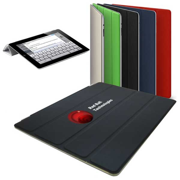 Premium iPad slim cover and stand