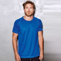 Active By Stedman Mens 140 Raglan T-Shirt