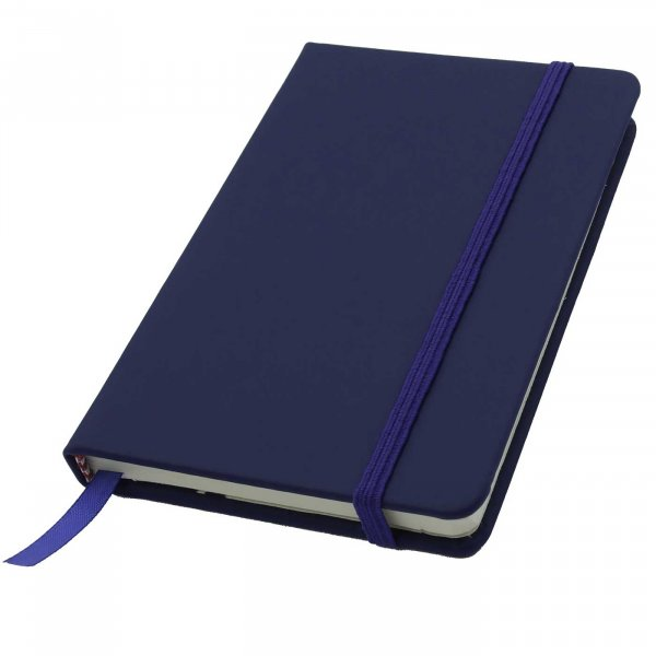 The Nash blind embossed pocket notebook