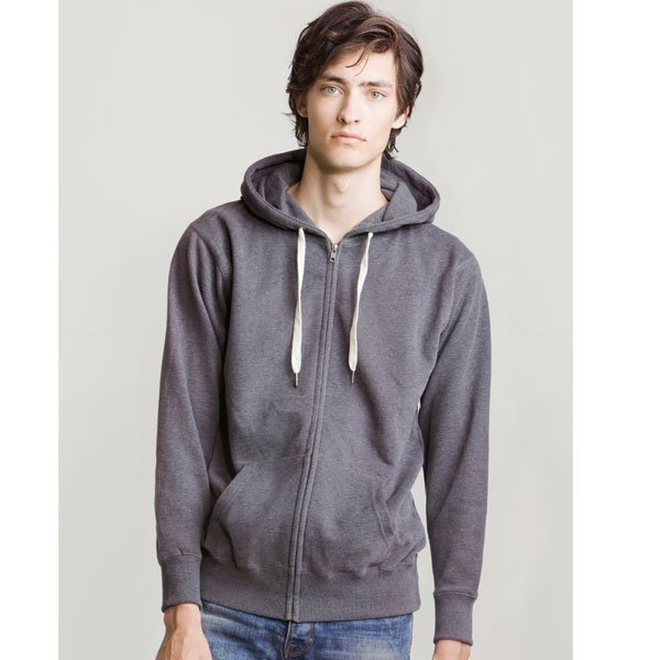 Mantis Superstar Zip Through Hoodie