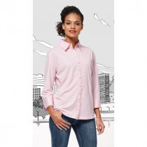 SG Ladies 3/4 Sleeve Stretch Shirt