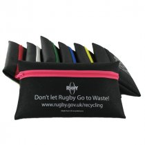 Remarkable recycled tyre pencil case