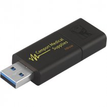 Kingston® DataTraveler 100 G3 USB flash drive