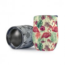 ColourFusion Tulip tumbler travel mug