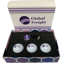 Card golf gift box set