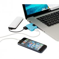 Empat 4-port USB travel hub.
