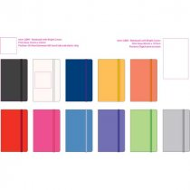 Soft PU pocket notebook