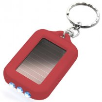 Solar Powered torch key ring