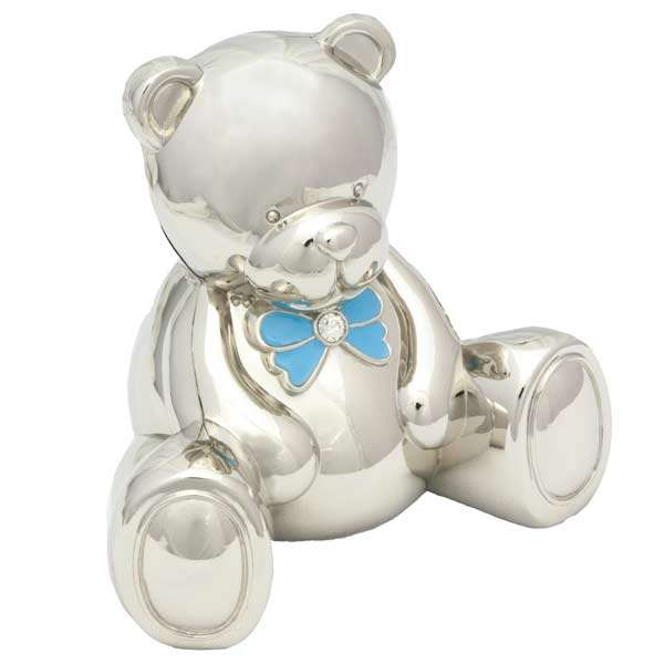 Teddy bear money box