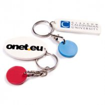Trolley Mate Key Ring